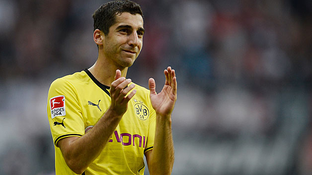 Henrikh Mkhitaryan earned a  million dollar salary - leaving the net worth at 4 million in 2017