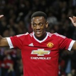 Anthony Martial responds Mourinho disagreement on Twitter