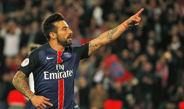 Chelsea News Roundup: Lavezzi is heading to China? & Allegri heavily linked with Chelsea